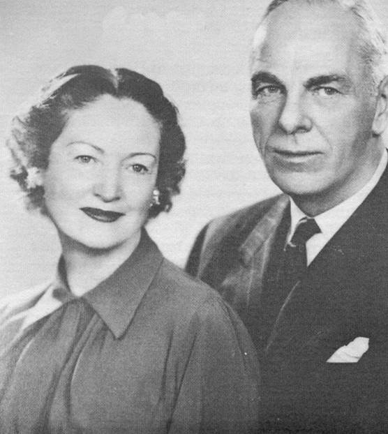 DeWitt and Lila Wallace