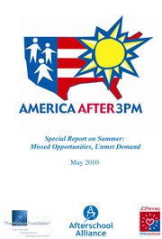 America After 3 PM: Special Report on Summer