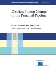 Building a Stronger Principalship, Vol. 3: Districts Taking Charge of the Principal Pipeline
