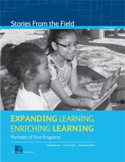 Expanding Learning, Enriching Learning: Portraits of Five Programs
