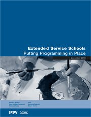 Extended Service Schools Putting Programming in Place: Wallace Foundation Report