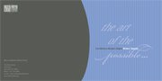 Lila Wallace-Reader's Digest Writers' Awards The Art of the Possible