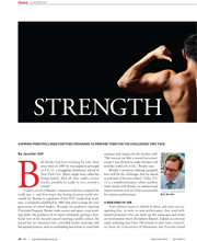 Strength Training: Aspiring Principals Need Fortified Programs to Train Them for the Challenges They Face