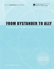 From Bystander to Ally: Transforming the District Human Resources Department