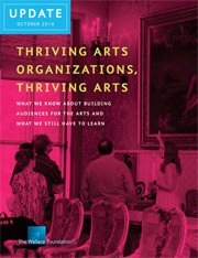 Thriving Arts Organizations, Thriving Arts: What We Know About Building Audiences for the Arts and What We Still Have to Learn