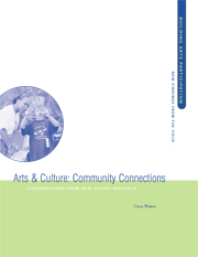 Arts & Culture: Community Connections