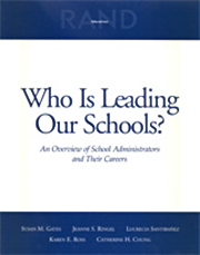 Who is Leading Our Schools: An Overview of School Administrators and Their Careers